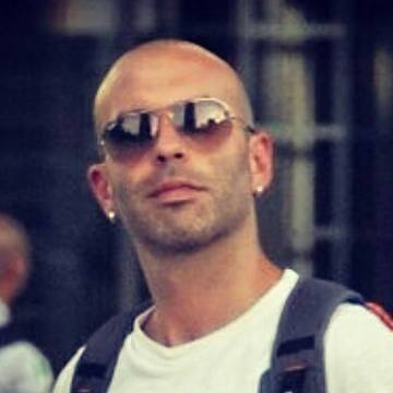 Simone Piccini, 39, Arezzo, Italy