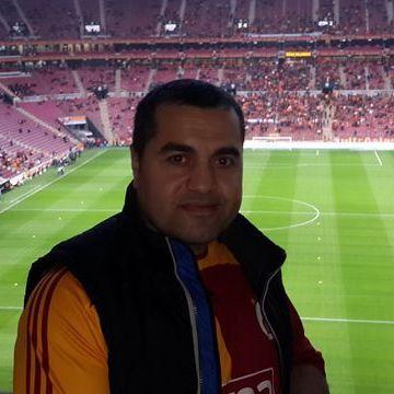 Ahmet Sahin, 38, Istanbul, Turkey