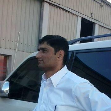 Muhammad Parvez, 26, Dubai, United Arab Emirates