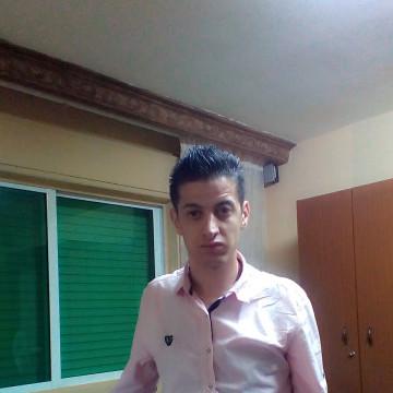 Anas Omari, 29, Amman, Jordan