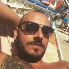 Gianluca, 30, Rome, Italy