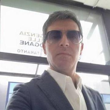 Giuliano Perrone, 52, Taranto, Italy