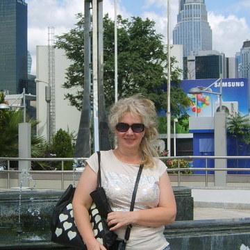 Ольга Денисова, 48, Samara, Russia