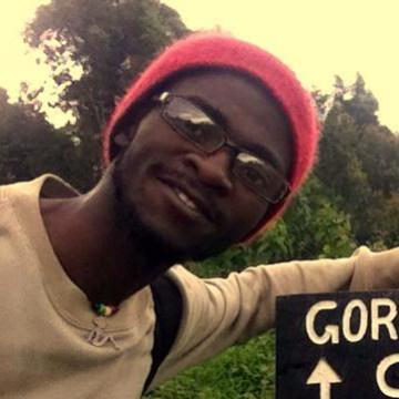 Tamah Nass, 28, Kampala, Uganda