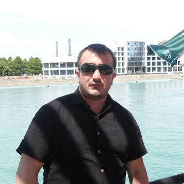Samir Rzayev, 36, Baku, Azerbaijan