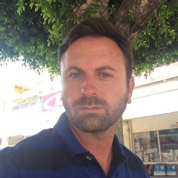 Avi, 40, Tel-Aviv, Israel