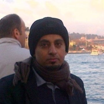 Ali Almohamdi, 41, Maastricht, Netherlands