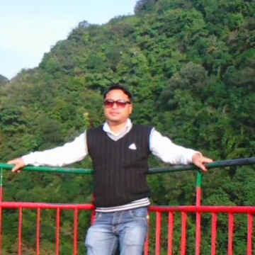Saurav Dehingia, 29, Guwahati, India