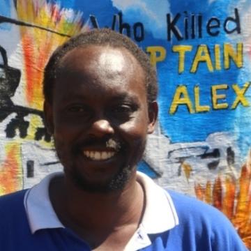 Isaac Nabwana, 44, Kampala, Uganda