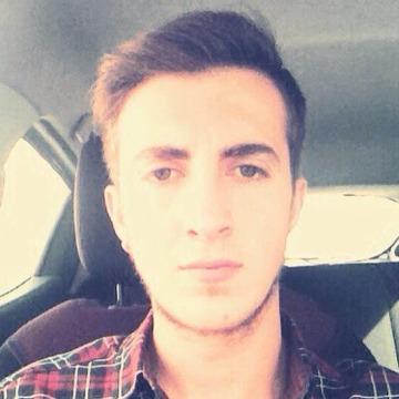 Mehmet Can Yaşar, 23, Istanbul, Turkey