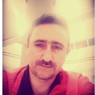 Ahmet Ökmen, 46, Mersin, Turkey