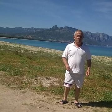 Sebastiano Littarru, 58, Tortoli, Italy