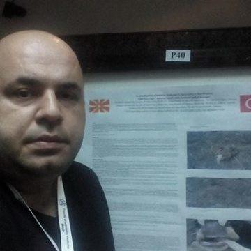 Serkal Gazyagci, 40, Ankara, Turkey