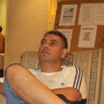 Claudio Ribao, 47, General San Martin, Argentina