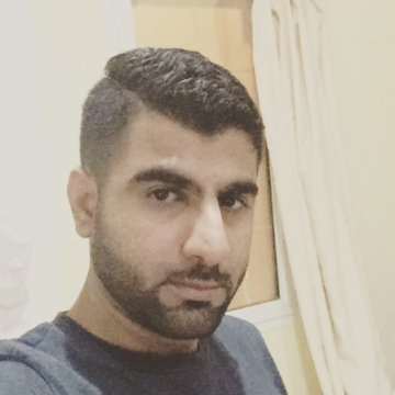 Meer Nasir, 29, Dubai, United Arab Emirates