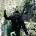 Mehmet Budak, 32, Antalya, Turkey