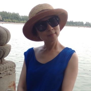 Julieta, 42, Beijing, China