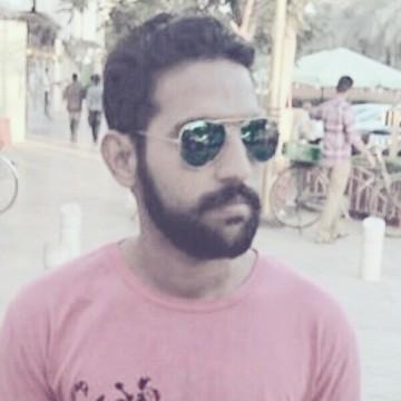 Aamir Rajput, 24, Dubai, United Arab Emirates