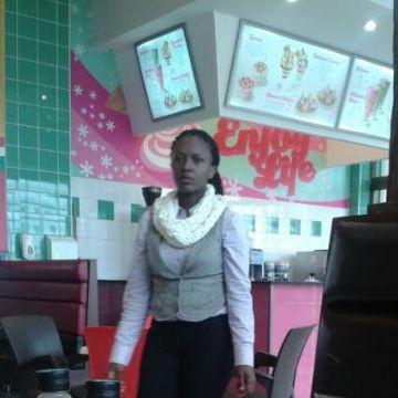 purity kanana, 28, Nairobi, Kenya