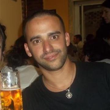 Antonio Jimenez, 40, Malaga, Spain