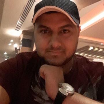 Hany Gadalla, 34, Dubai, United Arab Emirates