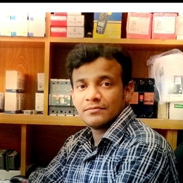 Moidulislam Seikh, 34, Jeddah, Saudi Arabia
