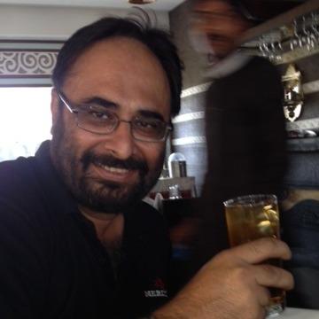 Manny Sing, 47, Pune, India