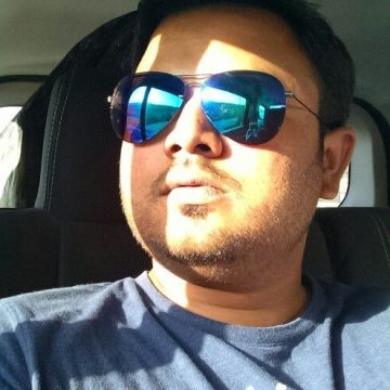 Farooq Mohammed, 31, Dubai, United Arab Emirates
