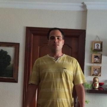 Cristobal Caliz, 35, Malaga, Spain
