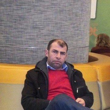 Ibrahim Kır, 46, Istanbul, Turkey