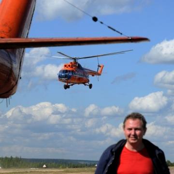 Alexsandr Simerzin, 44, Ekaterinburg, Russia