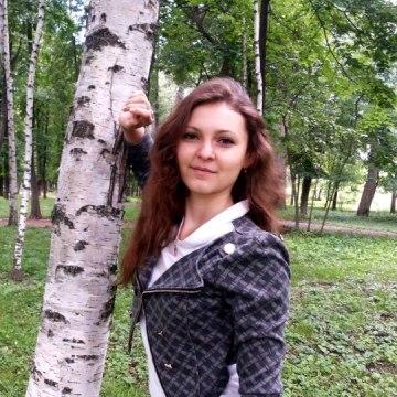 Svetlana Lakizina, 24, Frankfurt am Main, Germany