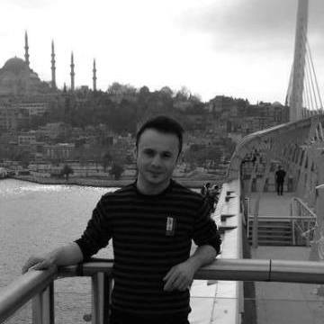 Sercan Bulut, 28, Istanbul, Turkey