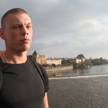 Theodor Dalniy, 28, Augsburg, Germany