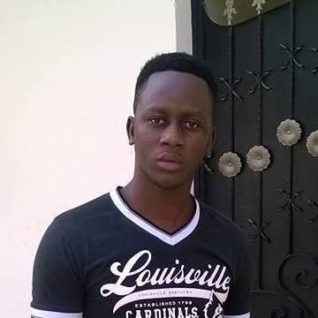 ousman, 23, Dakar, Senegal