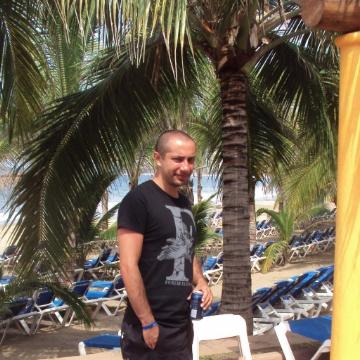 Jules, 30, Morelia, Mexico