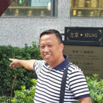 Heri Susilo, 48, Jakarta, Indonesia