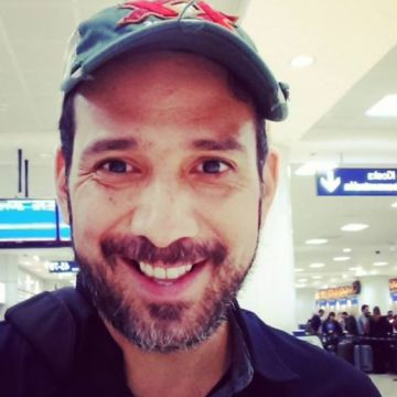 Rafa Lopez, 38, Cancun, Mexico