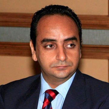 Mohamed Fouad Labib, 39, Alexandria, Egypt