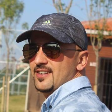Bahadır Satılmış, 34, Izmit, Turkey