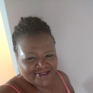 Marjorie Bolden, 55, Chicago, United States