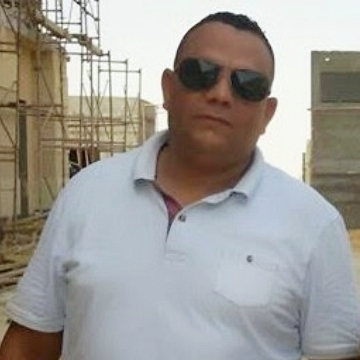 shiref, 43, Cairo, Egypt