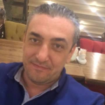 Bulent Ay, 41, Ankara, Turkey