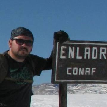 oscar, 35, Linares, Chile