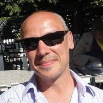 Didier Rose, 46, Bruxelles, Belgium