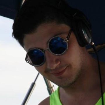 Nabilios Hammoudeh, 31, Dubai, United Arab Emirates