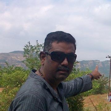 Prasad Gengusetti, 43, Mumbai, India