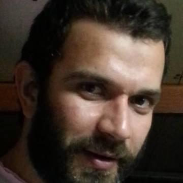 Ersen Akarsu, 30, Istanbul, Turkey