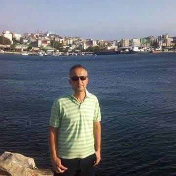 Erol Ucak, 37, Ankara, Turkey