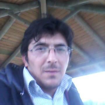 Izzet Geçgel, 34, Kutahya, Turkey